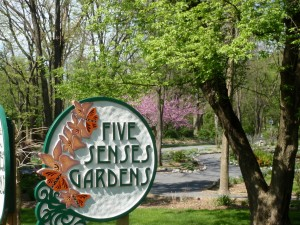 Five Senses Garden
